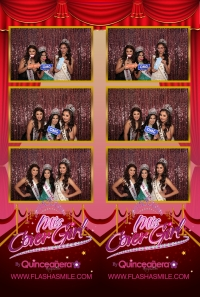 Quinceañera Magazine Miss Cover Girl Pageant